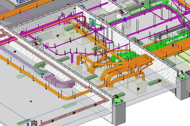 BIM & Building Services Coordination
